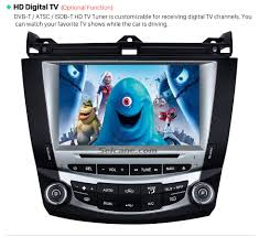 for honda accord 7th dual a c autoradio gps navi dvd player stereo