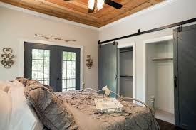 How To Emulate This Barn Door Closet WallLength Closet Design - Wall closet design