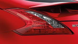 nissan 370z tail lights design nissan 370z coupe sports car nissan