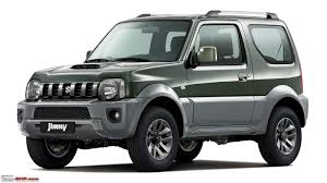 suzuki jeep 2017 new suzuki jimny in 2018 team bhp