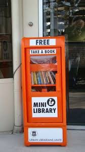 Mini Library Ideas Free Lending Library Http Ourfairfieldhomeandgarden Com An