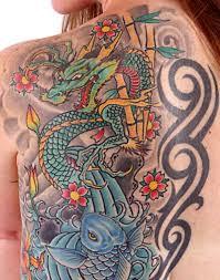 dragon tattoo meaning and dragon tattoo tattoo blog