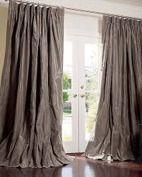 White Taffeta Curtains Silk From Curtains To Ball Gowns Silk Window And Bedrooms