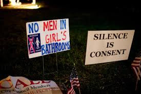 how bathrooms became a political battleground