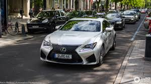 lexus rc or gs lexus rc f 6 may 2017 autogespot