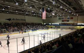 bentley college hockey cadet ice arena wikipedia