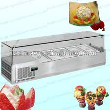 table top cooler for food salad refrigerated bar salad refrigerated bar suppliers and