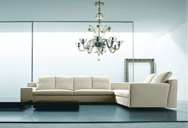 the sofa company santa monica furniture modern l shaped white sofa with black low table from sofa