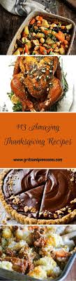113 best thanksgiving recipes grits and pinecones