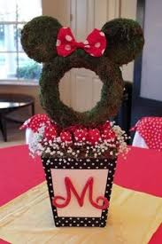 Centerpieces For Minnie Mouse Party by Minnie Mouse Boho Birthday