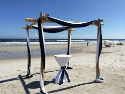 Bamboo Chuppah Event Rental Equipment Table Rental Chair Rental Jacksonville Fl