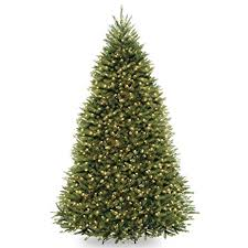 9 foot christmas tree national tree 9 foot dunhill fir tree with 900 clear