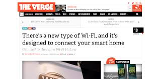 new wifi for new smart home devices best company