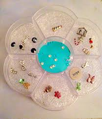 origami owl storage 2 99 at hobby lobby add foam for protection