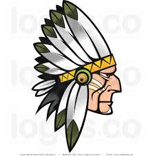 native american chief clipart clipartxtras