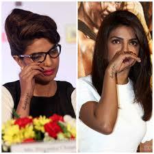 shraddha kapoor flaunts u0027abcd 2 u0027 tattoo priyanka chopra deepika