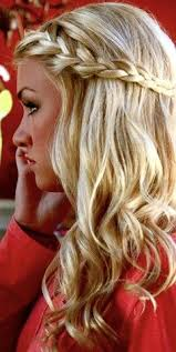 2 braids in front hair down hairstyle long natural hair best 25 side braid with curls ideas on pinterest braids with