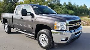 sold 2011 chevrolet silverado 2500 hd ext cab 4x4 duramax 31k gm
