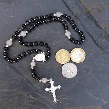 christian rosary kilkenny marble quartz prayer rosary made catholic