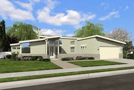 shed style house apartments shed roof house plans plan am contemporary garage