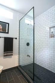 glass subway tile bathroom ideas glass subway tile subway tiles lush and banks gray glass