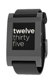 black friday deals on smart watches pebble e paper smart watch for iphone and android devices orange