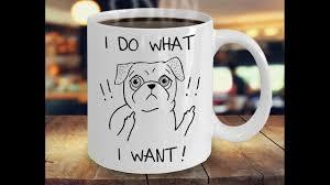 funny coffee mugs youtube