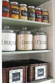 kitchen cabinet organization ideas best 25 flour storage ideas on pinterest flour container flour