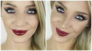 best hair for wide nose make your nose look smaller with contouring tutorial stephanie