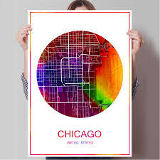 online buy wholesale chicago wall decor from china chicago wall