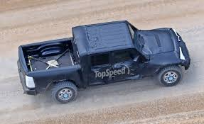 new jeep truck 2018 2018 jeep scrambler review top speed