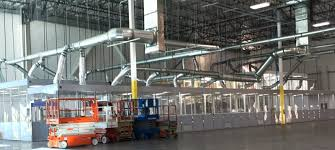 how to cool a warehouse with fans cleanroom air conditioning systems for hardwall modular cleanrooms