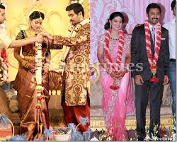 Reception Sarees For Indian Weddings South Indian Wedding Reception Photos Tbrb Info