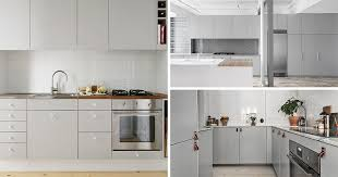 12 Kitchen Cabinet 12 Exles Of Sophisticated Gray Kitchen Cabinets Contemporist
