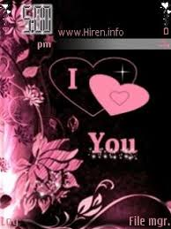 download themes on mobile phone downloads mobile stuff themes for nokia s60 3rd i love you