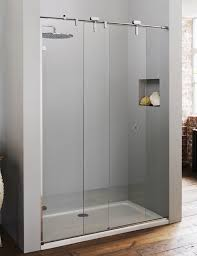 walk in shower doors glass shower enclosures and doors for small u0026 large bathrooms loft