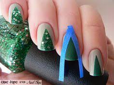 diy santa clause toe nail design for christmas nail art kid and