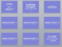 presentation storyboard template creating powerpoint presentations