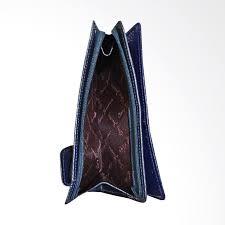 Dompet Cerry Jourdan original cerry jourdan cj1 698 kulit asli dompet wanita biru