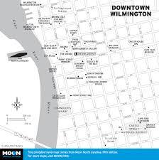 Nc Maps Printable Travel Maps Of North Carolina Moon Travel Guides