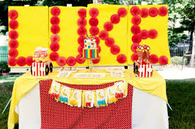 curious george party ideas birthday party ideas curious george at the drive in