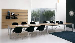 Contemporary Conference Tables by Contemporary Conference Table Wood Veneer Glass Metal