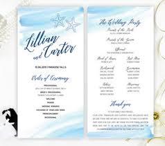 wedding program wedding programs lemonwedding