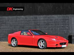 ferrari superamerica ferrari 575 superamerica f1 for sale vehicle sales dk engineering
