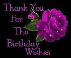 birthday wishes reply birthday thank you quotes notes