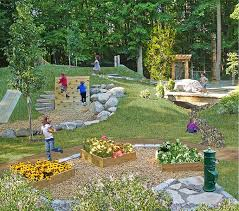 Backyard Landscaping Company 55 Best Natural Playgrounds Company Images On Pinterest Natural