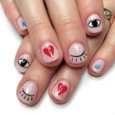 eye nails nails pinterest eye makeup and manicure