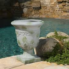 20 Inch Planter by Antique Moroccan 20 Inch Urn Planter By Christopher Knight Home