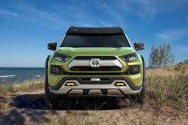 jeep toyota is toyota u0027s beefy cute ute concept taking aim at jeep motoring
