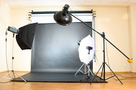 photography backdrop stand how to create your own diy photo studio bigstock